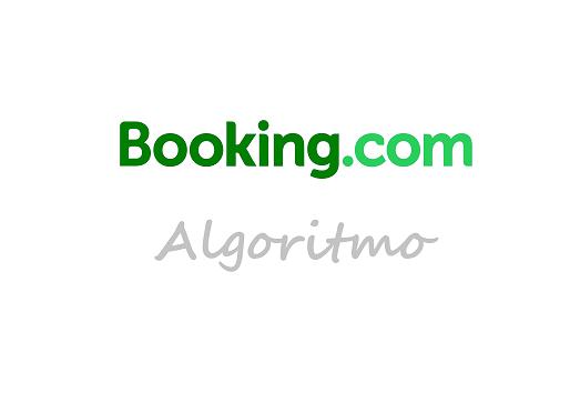 Booking.com Algoritmo